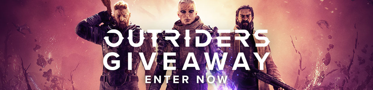 Outriders Giveaway