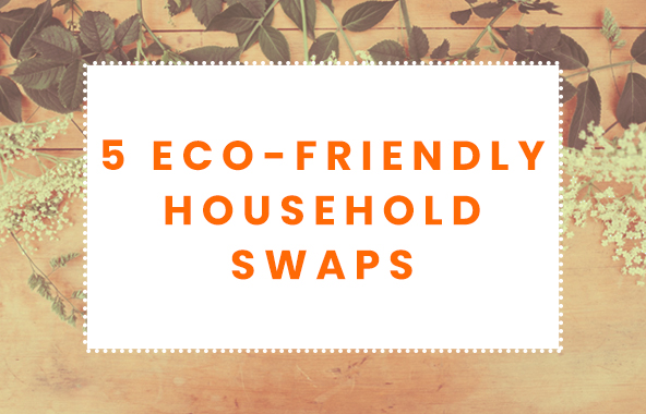 5 Eco-Friendly House Hold Swaps