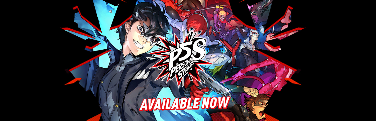 Persona 5 Strikers Takeover