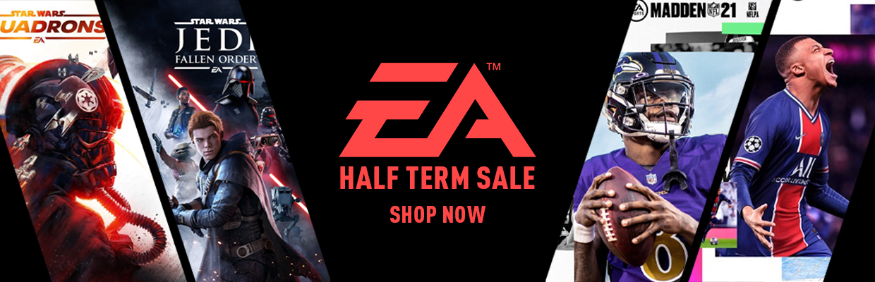 EA Half Term Sale