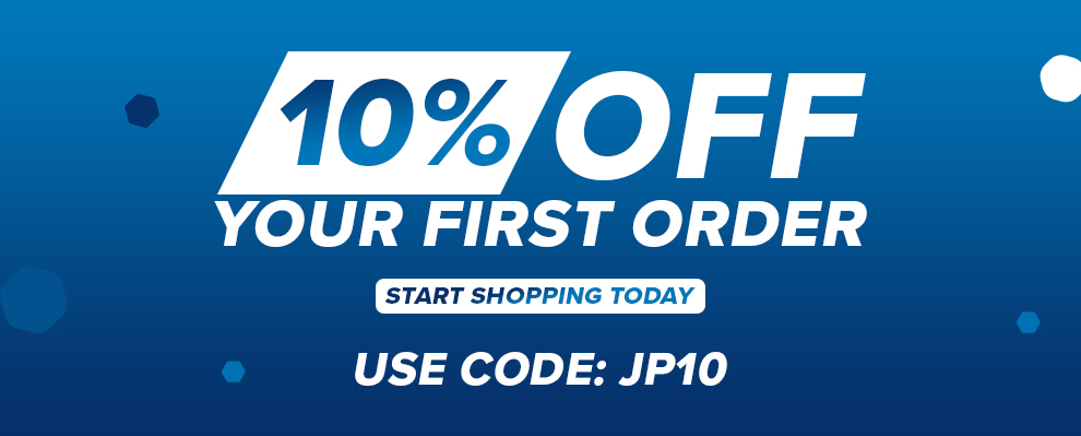 10% OFF First Order Takeover