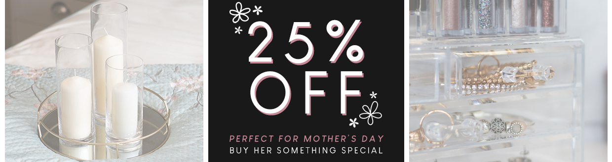 Get 25% OFF Mother\