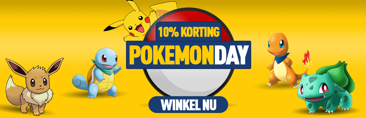 Pokemon Day Takeover