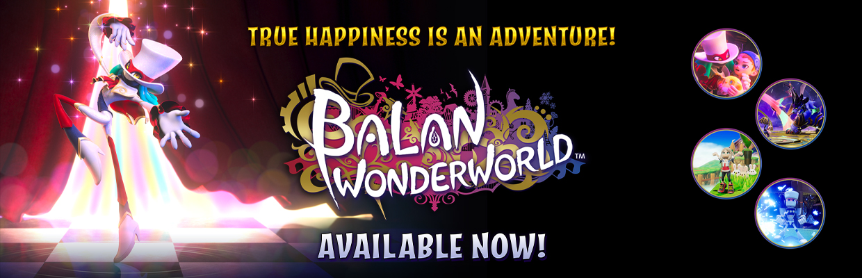 Balan Wonderworld Takeover