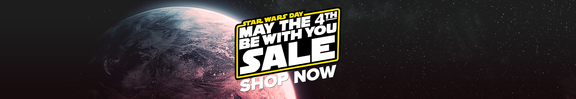 Star Wars Day Store