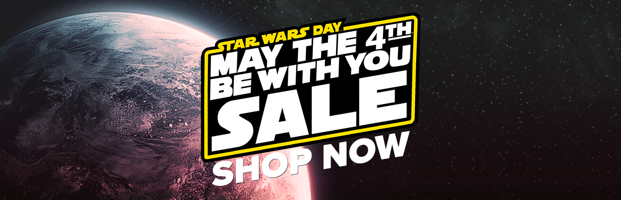 Star Wars Sale Takeover
