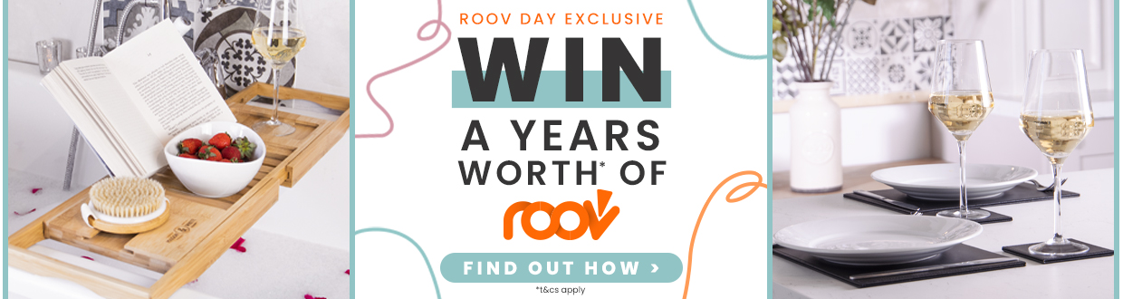 Win a years worth of ROOV
