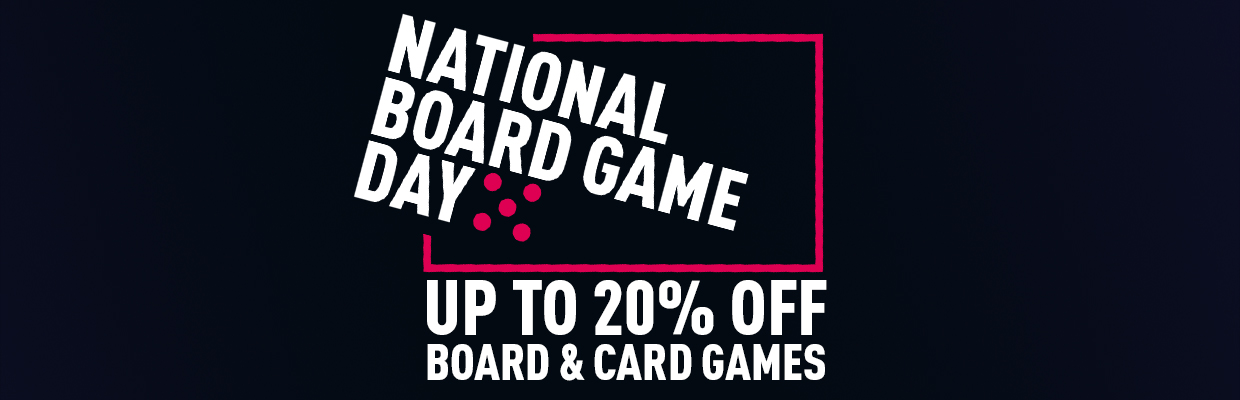 National Board Game Day Takeover