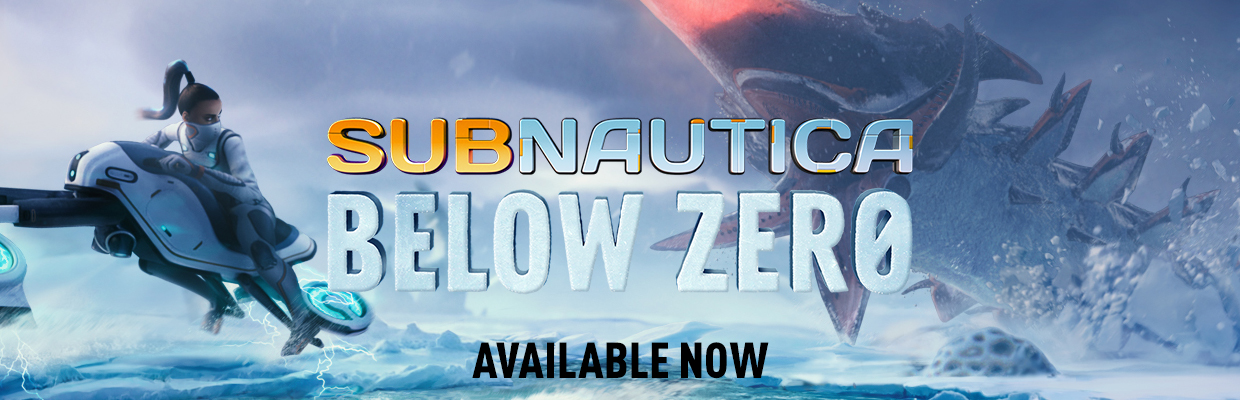 Subnautica Below Zero Available Now