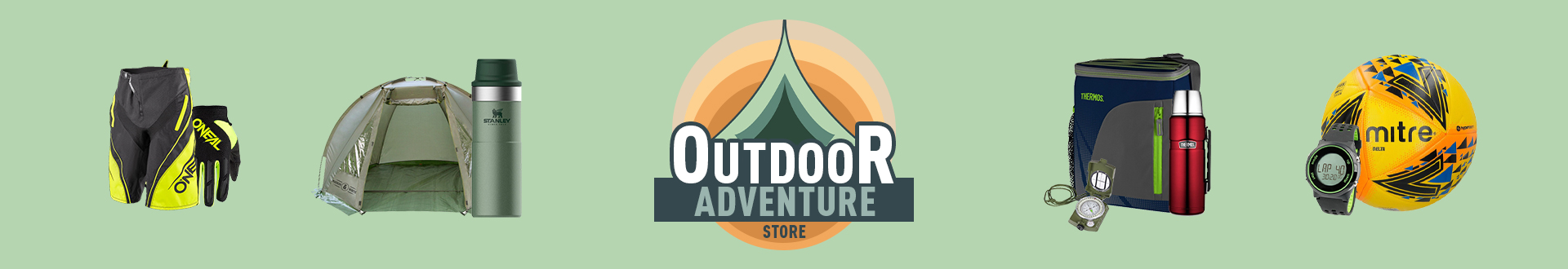 Get outside & go explore with in our outdoor adventure store you'll find everything you need to take on the outdoors!