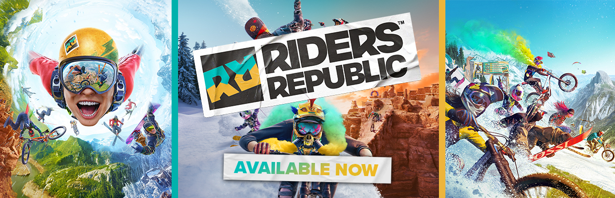 Riders Republic Available Now!